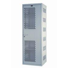 SecurityMax 1 Tier 1 Wide Locker