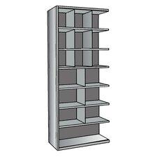 "Hi-Tech 87"" H 7 Shelf Shelving Unit Add-on"