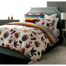 Eden 3 Piece Duvet Cover Set