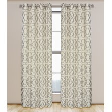 Palace Curtain Panel (Set of 2)