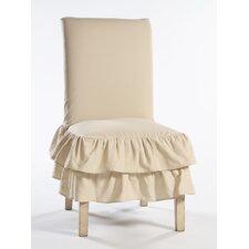 Parson Chair Skirted Slipcover