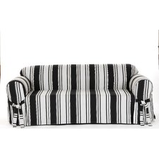 Stripe Duck Sofa Slipcover