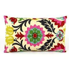 Cinco de Mayo Reversible Cotton Lumbar Pillow