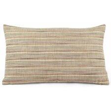 Desert Stripes Decorative Woven Lumbar Pillow