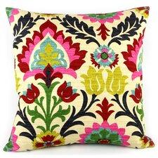 Cinco de Mayo Reversible Cotton Throw Pillow