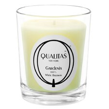 Beeswax Gardenia Scented Candle