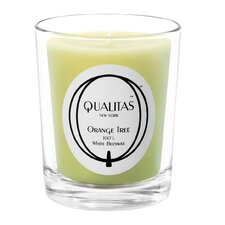 Beeswax Orange Tree Scented Candle