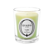 Beeswax Cedar Scented Candle