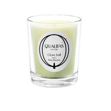 Beeswax Clove Leaf Scented Candle