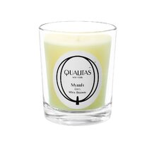 Beeswax Myrrh Scented Candle