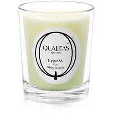 Beeswax Cypress Scented Candle