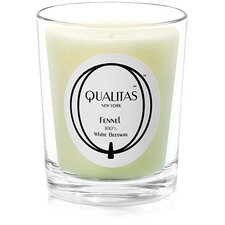 Beeswax Fennel Scented Candle