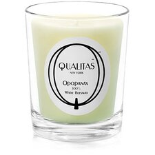 Beeswax Opopanax Scented Candle