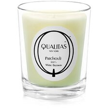 Beeswax Patchouli Scented Candle
