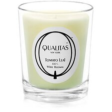 Beeswax Tomato Leaf Scented Candle