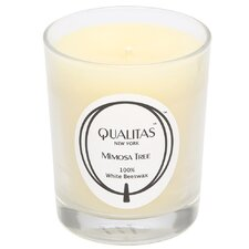 Beeswax Mimosa Tree Scented Candle