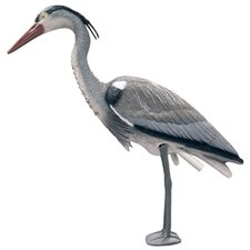Blue Heron Decoy with Legs