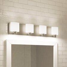 Clean 4 Light LED Vanity Light