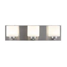 Clean 3 Light LED Vanity Light