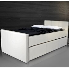 Duetto Panel Bed