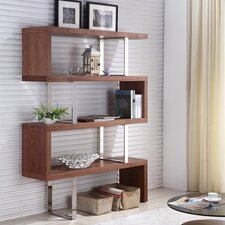 "Scala 67"" Accent Shelves"