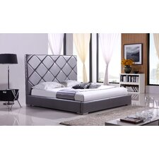 Verona Upholstered Platform Bed