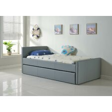 Duetto Upholstered Platform Bed