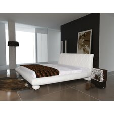 Joy King Panel Bed