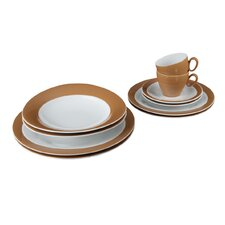 Trio 10-piece Dinnerware Set