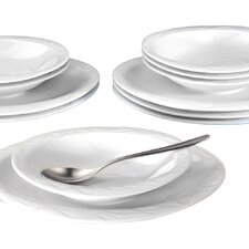 Allegro 12-Piece Dinnerware Set