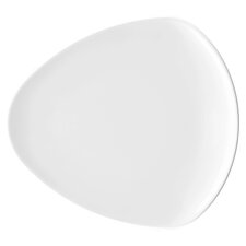 Speiseteller Coffe-e-Motion in Weiß