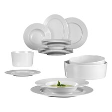 No Limits 16-Piece Dinnerware Set