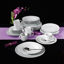 Paso 30-Piece Dinnerware Set