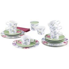 Veronica 20-Piece Porcelain Coffee Service Set