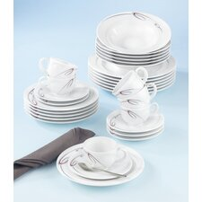 Monaco 30-piece Dinnerware Set