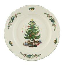 """Speiseteller """"Marie-Luise"""" aus Porzellan in Weihnachten-Dekor"""