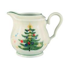 """Milchkännchen """"Marie-Luise"""" aus Porzellan in Weihnachten-Dekor"""