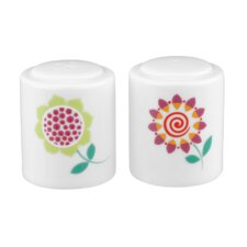 No Limits Salt and Pepper Shaker Set