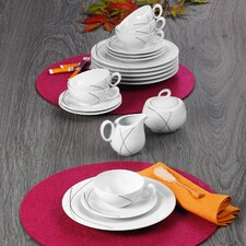 Trio 20-Piece Tea Set