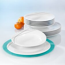Trio 12-Piece Dinnerware Set