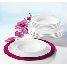 Paso 12 Piece Dinnerware Set