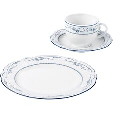 Desiree 18-Piece Porcelain Coffee Service Set