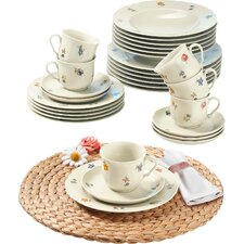 Marie Luise 30-Piece Combination Tableware Set