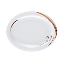 Top Life Aruba Oval Plate