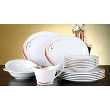 Top Life Aruba 16 Piece Dinnerware Set