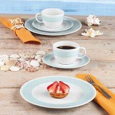 18-tlg. Kaffeeservice Marina aus Porzellan