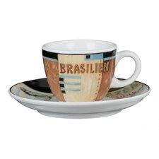 Espressotasse VIP Brazil