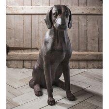 Statue Digby Dog