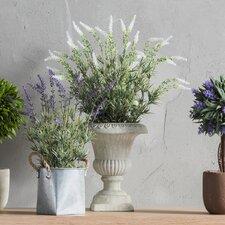 Deko-Bouquet in Urne