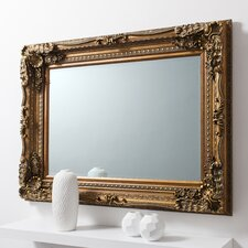 Carved Louis Dressing Mirror